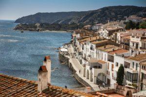 domy hiszpania