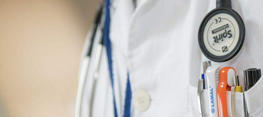 ubrania medyczne