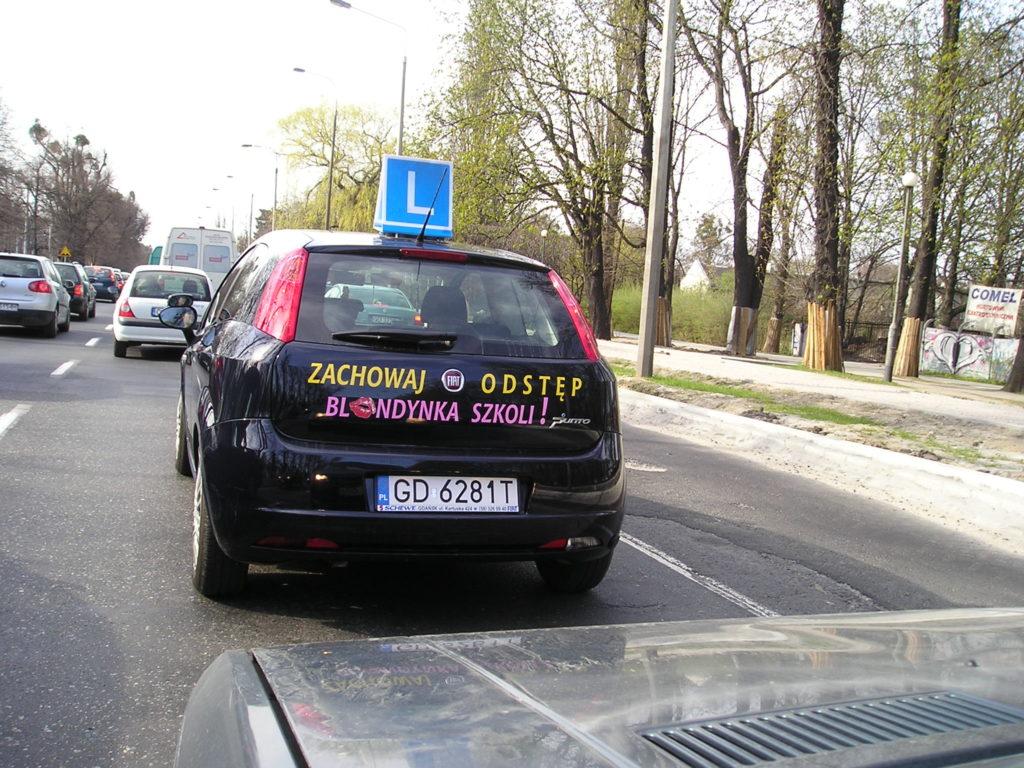 szkoła nauki jazdy poznań
