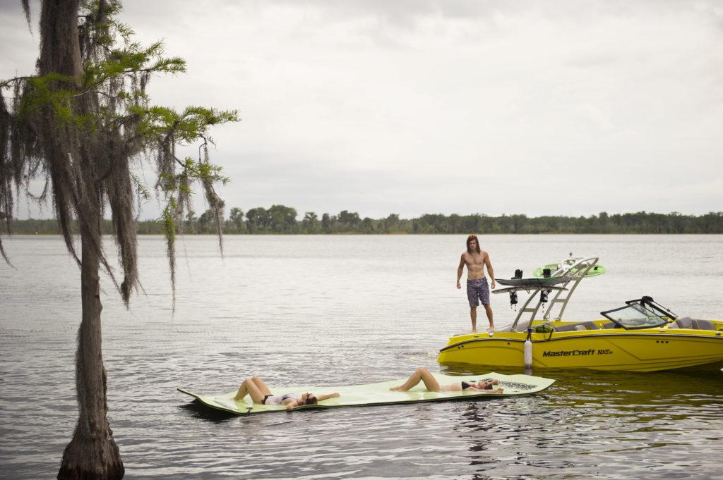 motorówka do wakeboardu