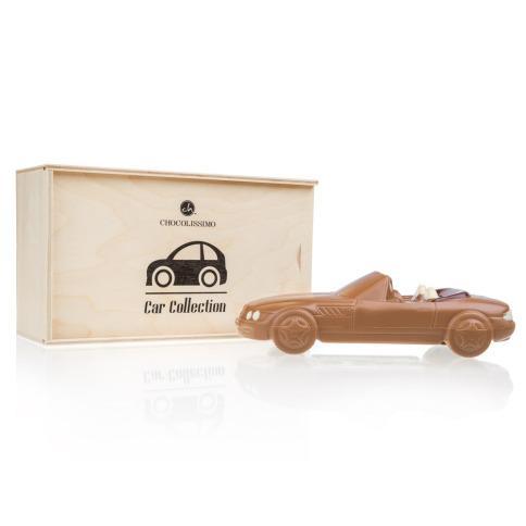 BMW z czekolady na Dzeiń Chłopaka